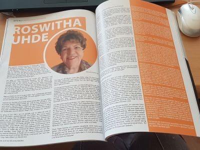 Artikel von Roswitha Uhde im Dropshipping Magazine am 25.04.2021
