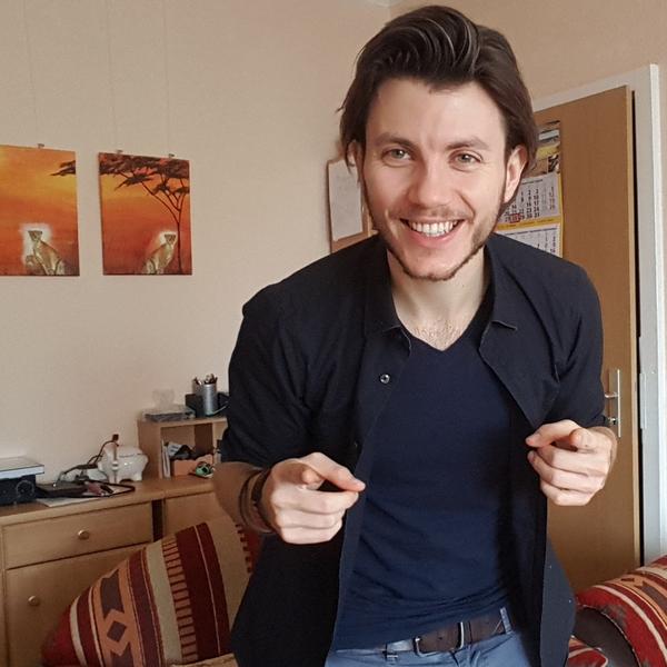 Christoph Hahn - Geheime Mentoren