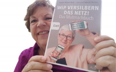 Das Mutmachbuch – Wir versilbern das Netz!