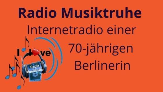 Radio Musiktruhe Blogartikel