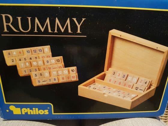 Rummy - macht viel Spaß