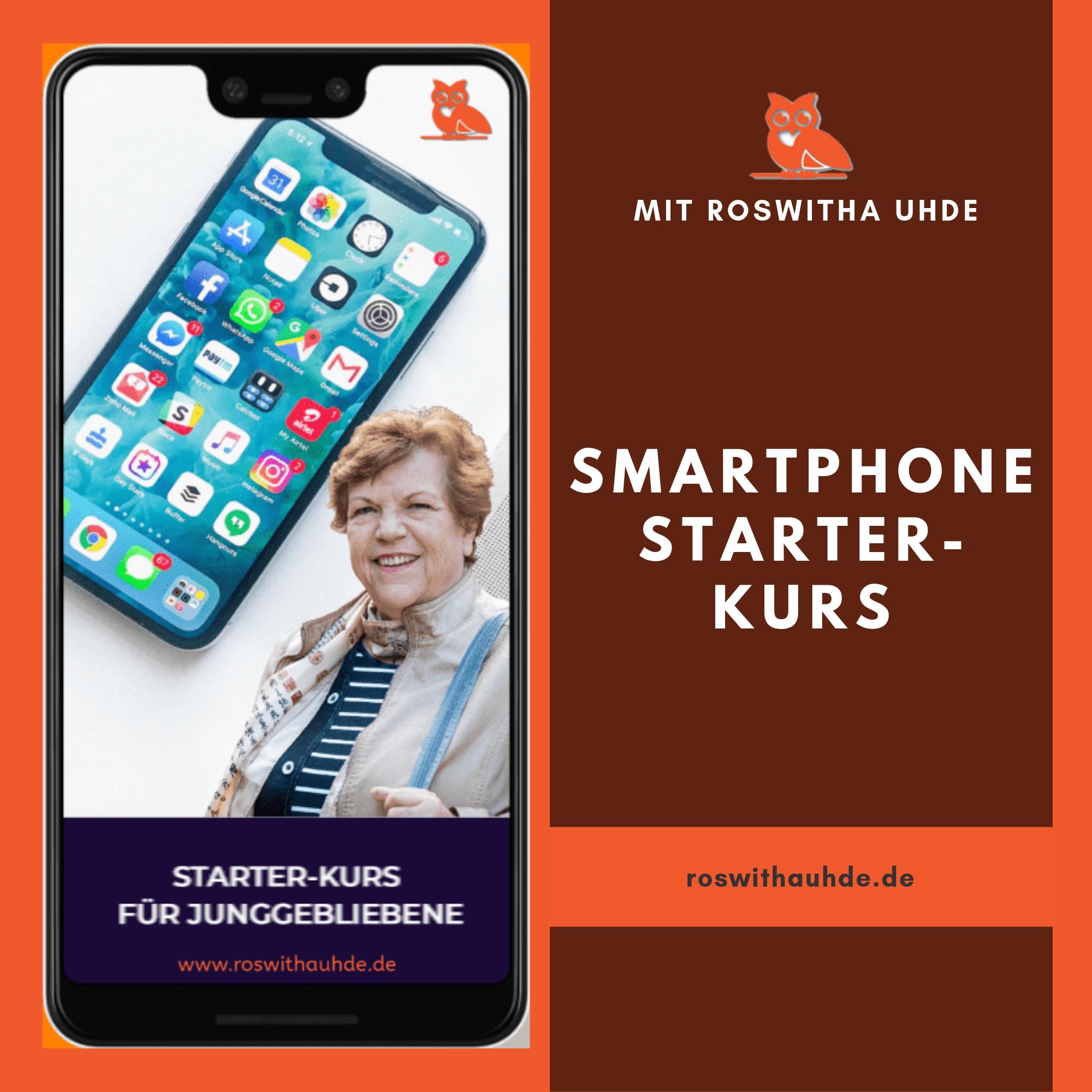 Smartphone-Starter-Kurs - Lernkurse