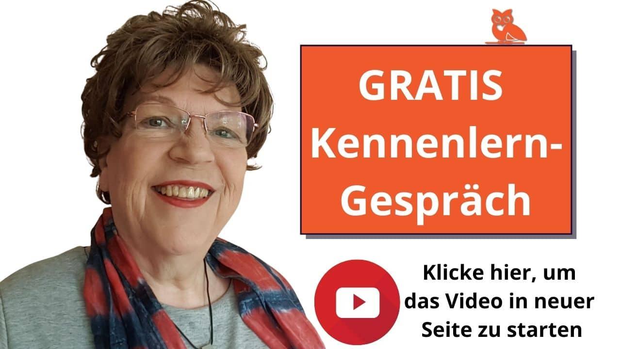 Videovorschau Kennenlern- Gespräch