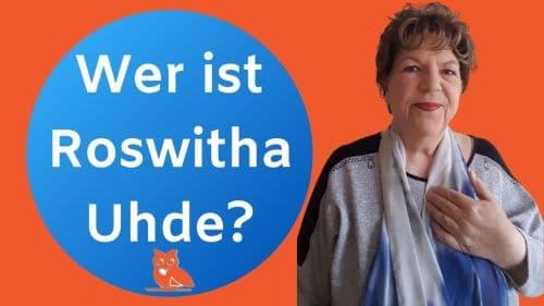 Wer ist Roswitha Uhde? - Einsamkeit und Isolation überwinden