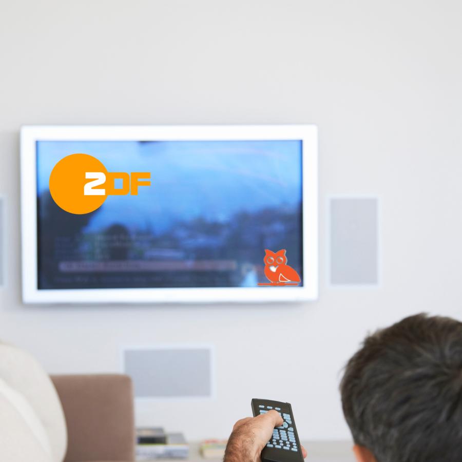 ZDF-Mediathek für alle Geräte einrichten - Minikurs von Roswitha Uhde