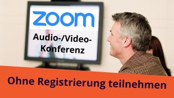 Zoom Video-Vorschau
